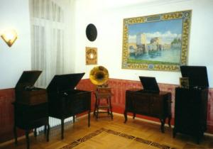 Our grammophon exhibition